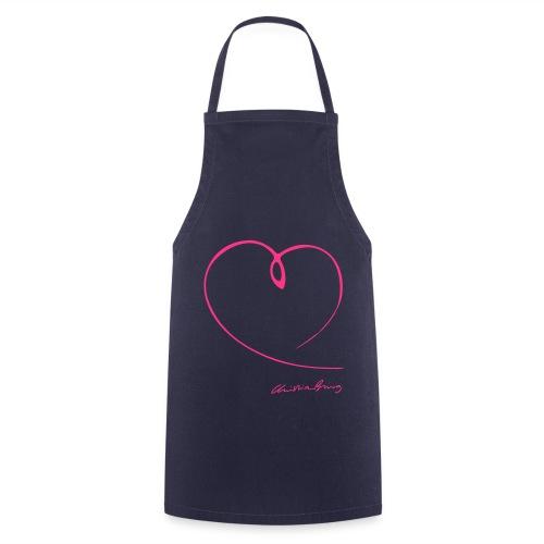Kochen mit Herz - Kochschürze