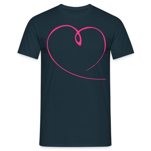 Kerle - Herz - Männer T-Shirt