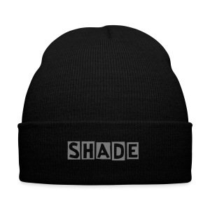 Shade Beanie - Black - Winter Hat