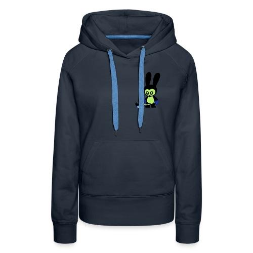 The secOnd :) - Sweat-shirt à capuche Premium pour femmes