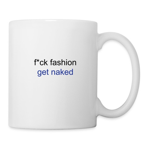 the fashion cup - Mug