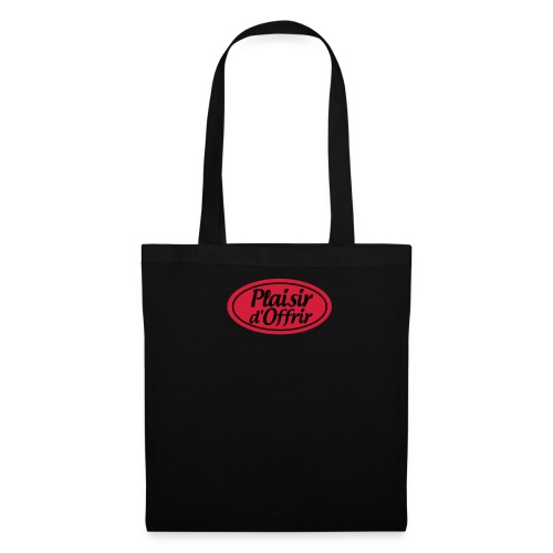 Sac tissu Plaisir d'Offrir - Tote Bag