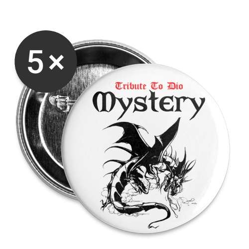 Badge Mystery Tribute To Dio - Badge petit 25 mm