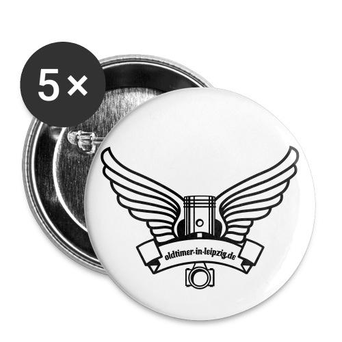 OIL-Logo - Buttons mittel 32 mm