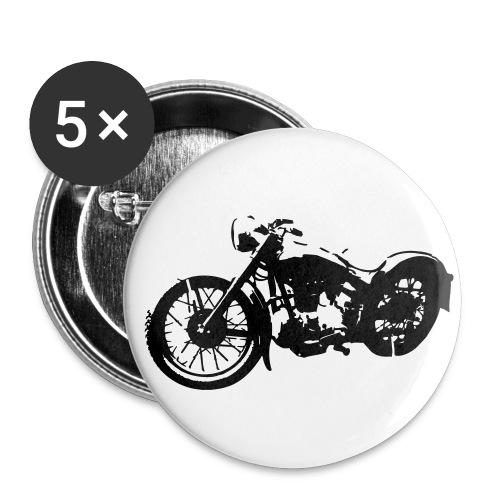 Oldi AWO Button - Buttons mittel 32 mm