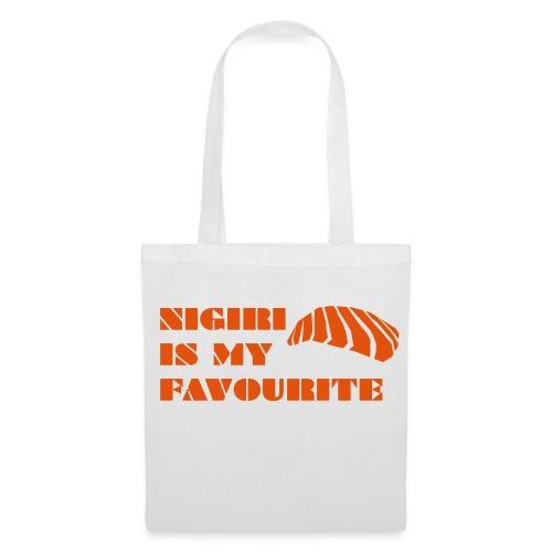 Sushi Einkaufstasche - Stoffbeutel