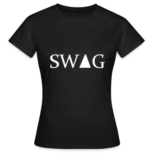 swag shirt (women) - Vrouwen T-shirt