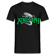 T-Shirts ~ Men's T-Shirt ~ Xenomorph Recordings T Shirt
