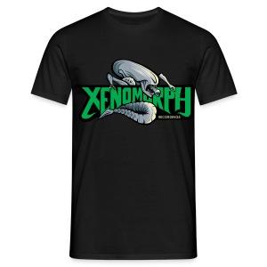 Xenomorph Recordings T Shirt  - Men's T-Shirt