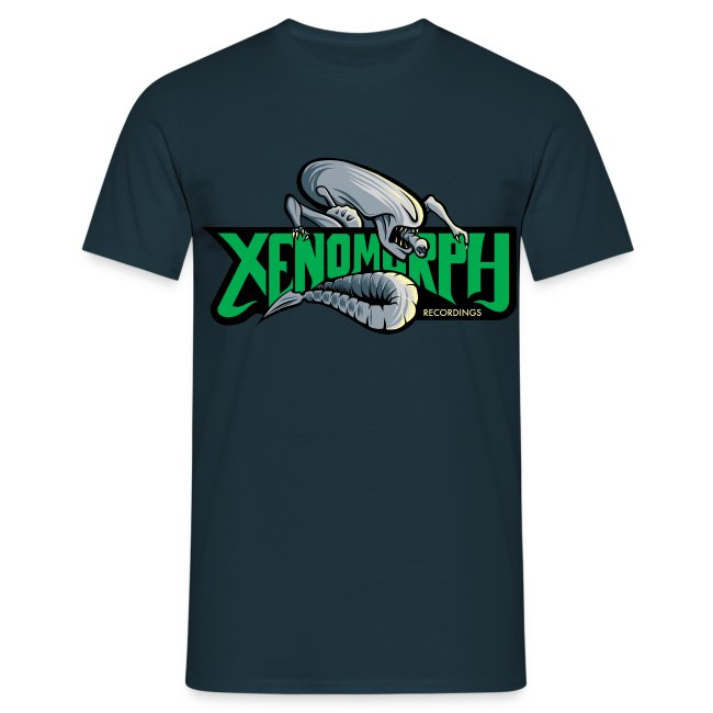 Xenomorph Recordings T Shirt