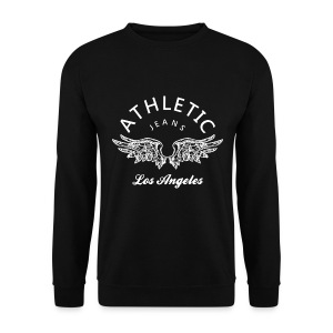 Pull homme athletic jeans los angeles - Sweat-shirt Homme