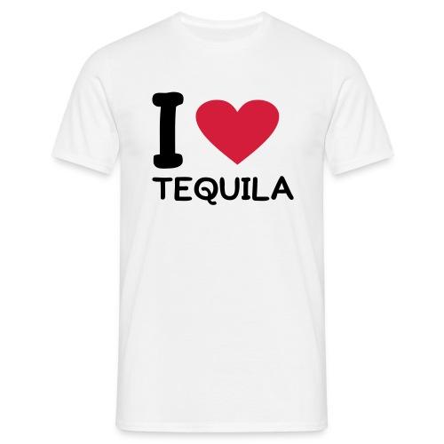 Tequila - T-skjorte for menn