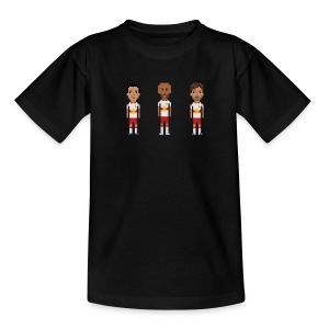Kids T-Shirt - New York soccer trio - Kids' T-Shirt