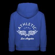 Sweats ~ Pull à capuche Premium Enfant ~ Pull à capuche enfant athletic jeans los angeles