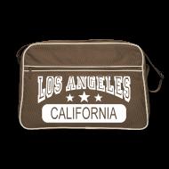 Sacs et sacs à dos ~ Sac Retro ~ Sac rétro los angeles california