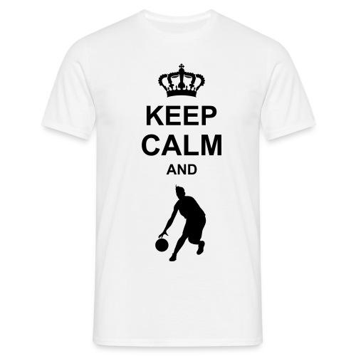 basketball - Mannen T-shirt