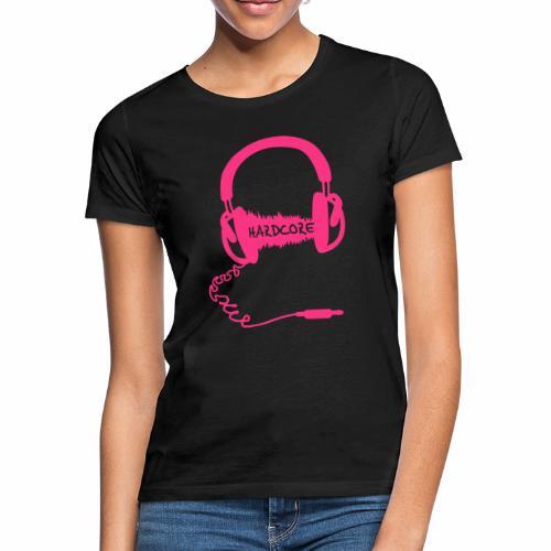 T-Shirt Femme Cecel Hardcore - T-shirt Femme