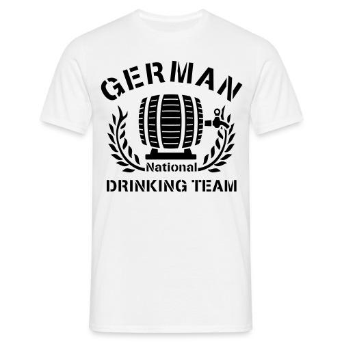 German Drinking Team - Männer T-Shirt