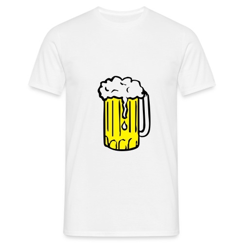 please return  - Men's T-Shirt
