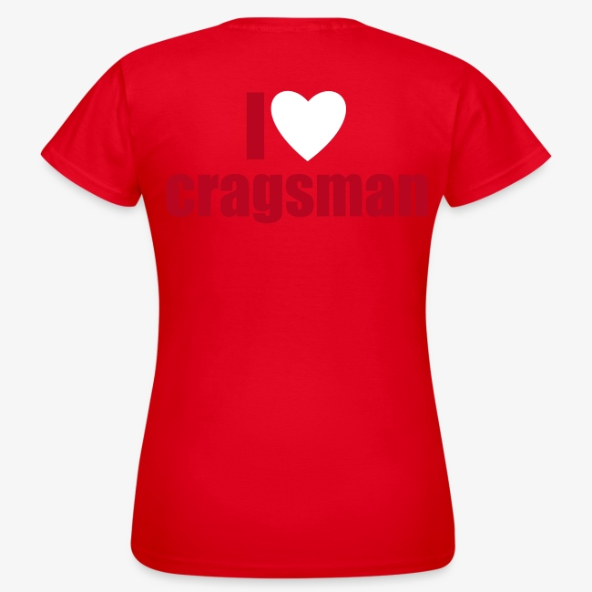 I love cragsman (women)