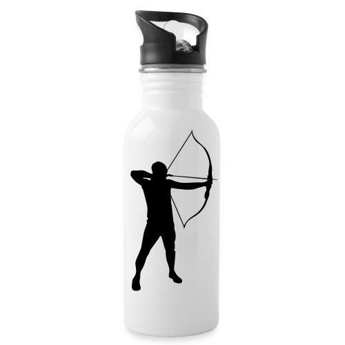 Male Archer Water Bottle - Water Bottle