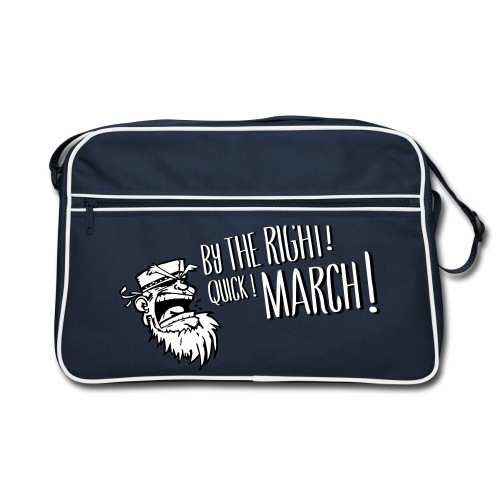 By the right ! Bag  - Retro Bag