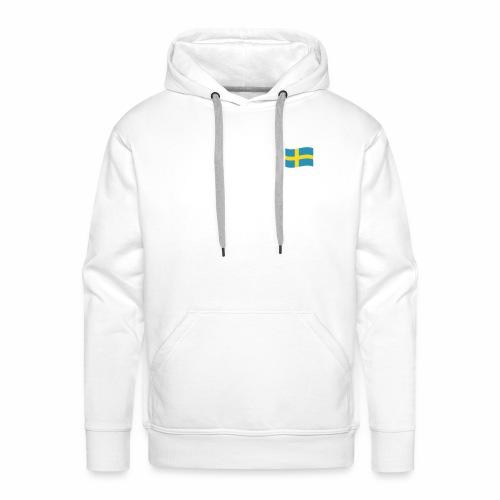 Sverige - Männer Premium Hoodie