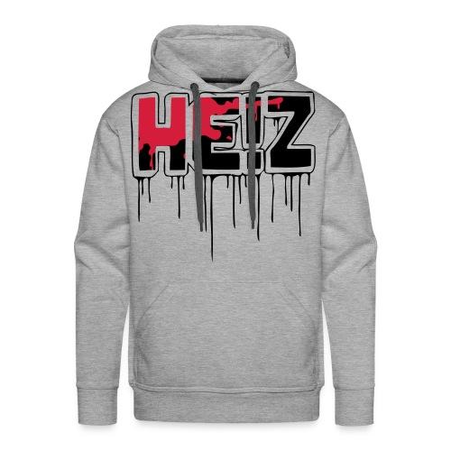 HE!Z - Männer Premium Hoodie