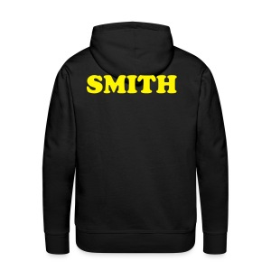 SMITH PADDLE MARBELLA SHOP SWEATER NEGRO SPAIN - Sudadera con capucha premium para hombre
