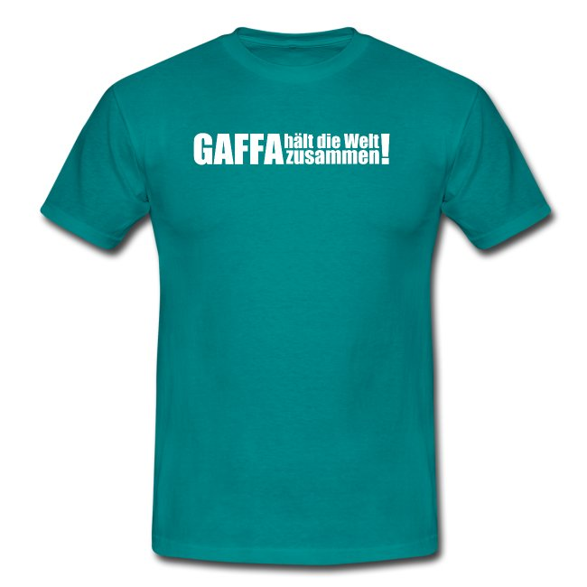 GAFFA hält die Welt zusammen