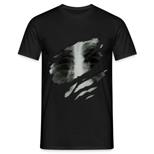 mens tee-X-ray - Men's T-Shirt