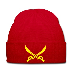 Swords Beanie - Winter Hat
