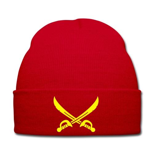 Swords Beanie - Winter Hat