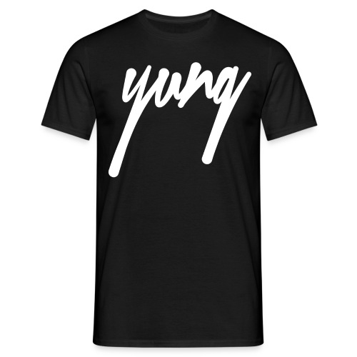 YUNG Original T-Shirt - Men's T-Shirt
