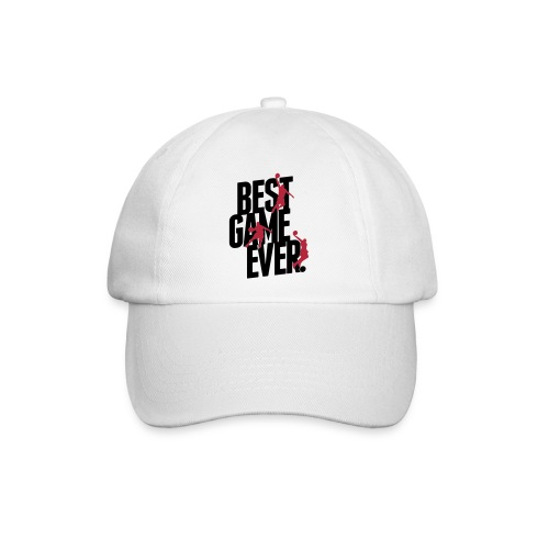 basketball - best game ever - Baseball Cap