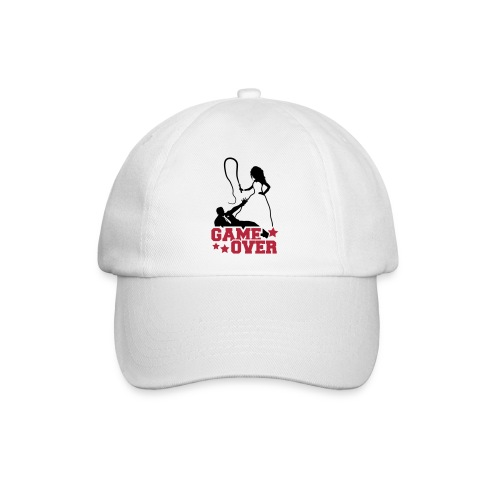 marriage_game_over_co2 - Baseball Cap