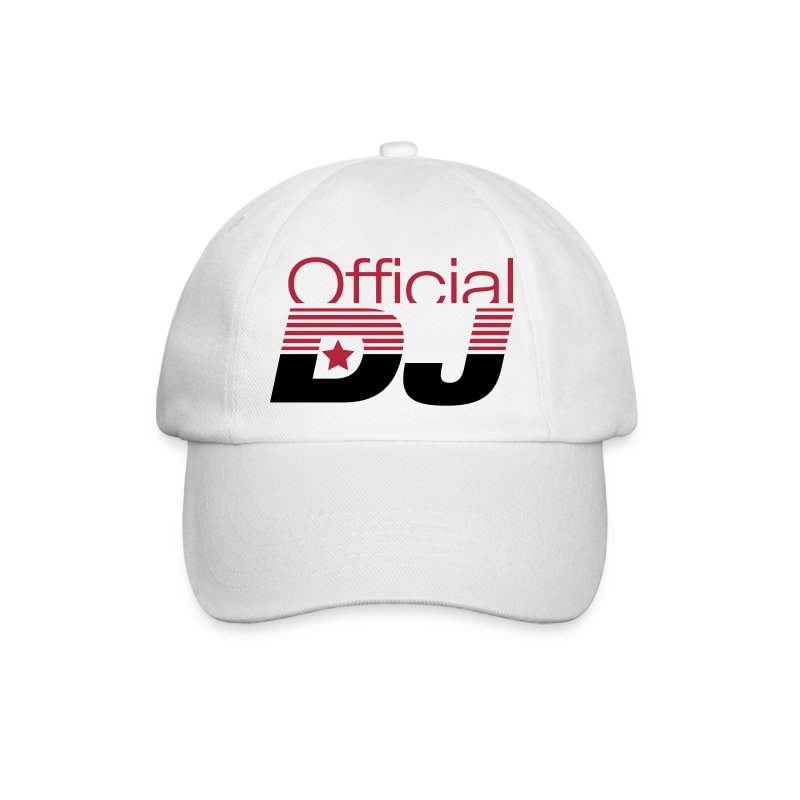 official_dj_design_pa2 - Baseball Cap