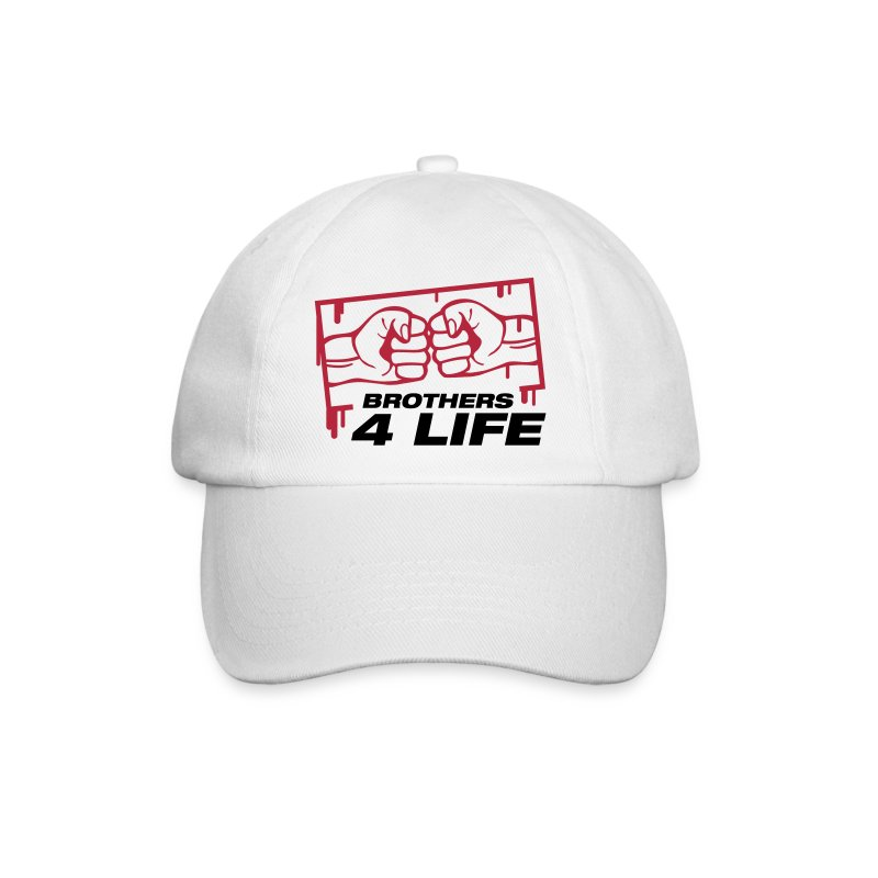 brothers_for_life_f2 - Baseball Cap
