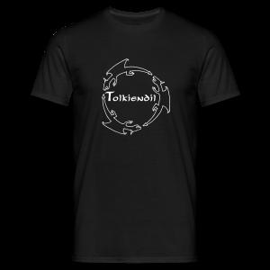 Dragons Tolkiendil Blanc T-shirt Homme Couleur - T-shirt Homme