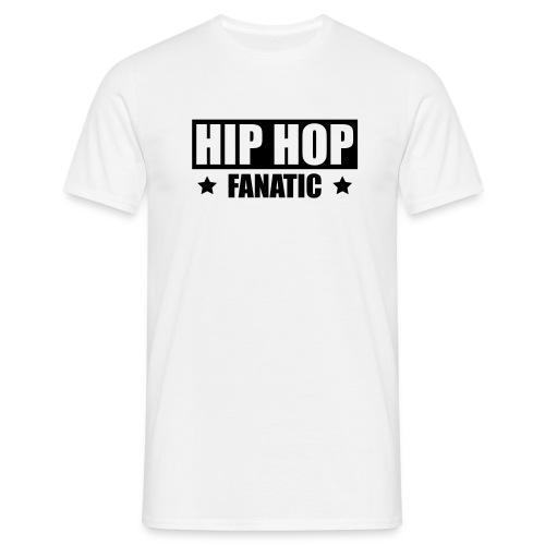 Hip Hop Fanatic - Mannen T-shirt
