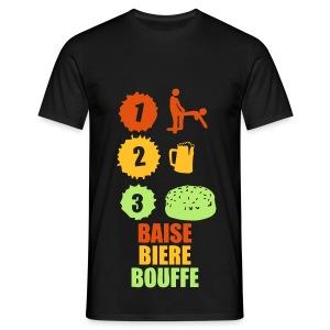B.B.B - T-shirt Homme