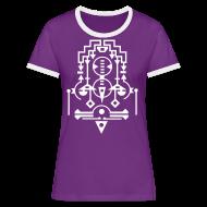 T-shirts ~ Vrouwen contrastshirt ~ Productnummer 23882389