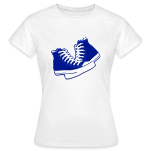 chaussures old school T-Shirts - Women's T-Shirt