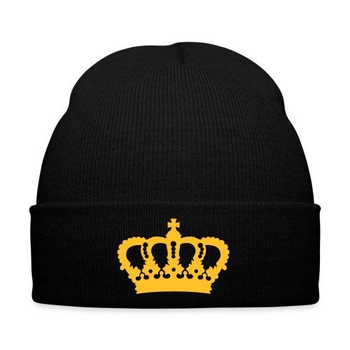 Crown Beanie - Wintermütze
