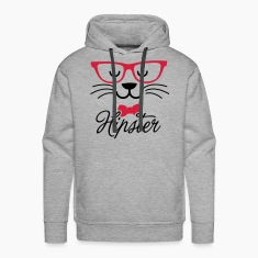 Swag hipsta hipster pussy cat animal style face Sudaderas