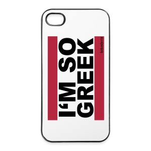 i'm so greek - iPhone 4/4s Hard Case
