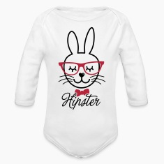 Like a hipsta hipster easter bunny rabbit face Hoodies