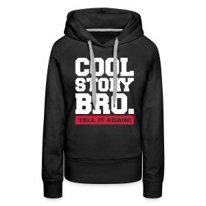 #NEW! - Vrouwen sweater (CSB) - Vrouwen Premium hoodie