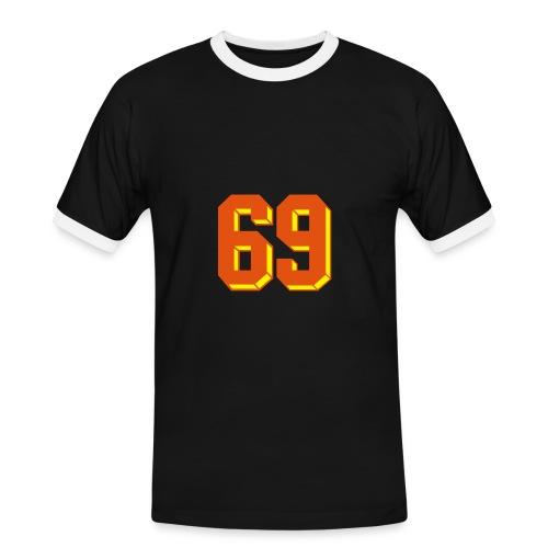 Sessantanove 69 - Maglietta Contrast da uomo