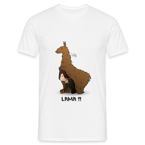 LAMA ?! - T-shirt Homme